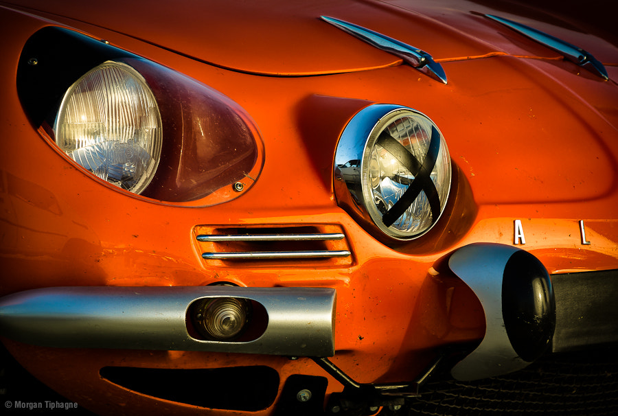 Photograph Alpine • Renault by Morgan Tiphagne on 500px