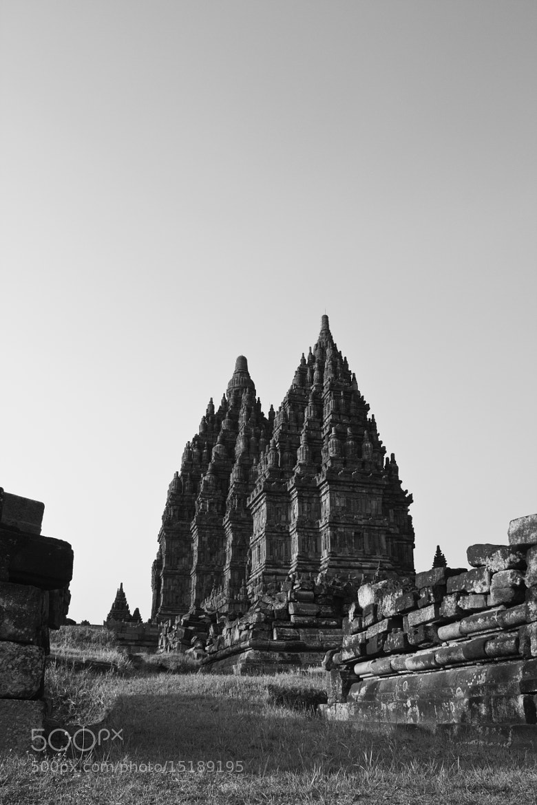 Photograph Prambanan Temple by August Setiawan on 500px