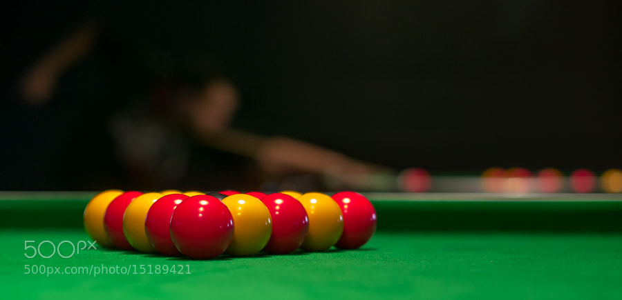 Photograph Bokeh pool by Richard Wilson on 500px