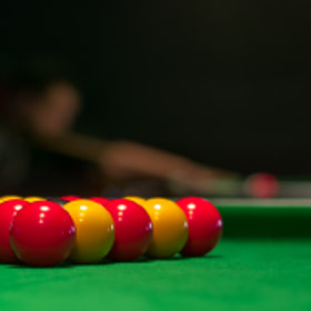 Bokeh pool by Richard Wilson (RicheeWilson)) on 500px.com