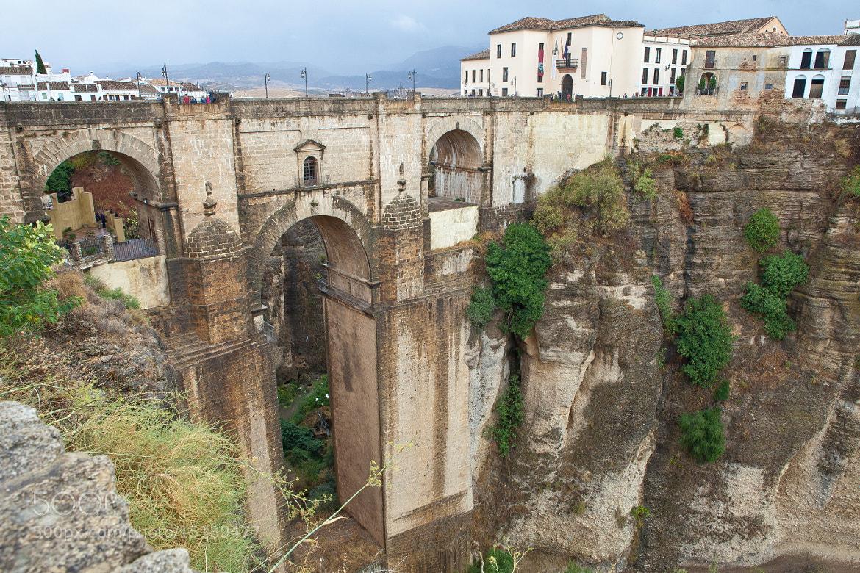Photograph Tajo de Ronda by Jaume Martí on 500px
