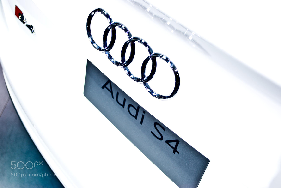 Photograph The Audi  by Christina Long on 500px