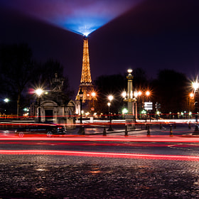 Vue de la Concorde by Jürgen GOLDHORN (MKZ-One-Shoot)) on 500px.com
