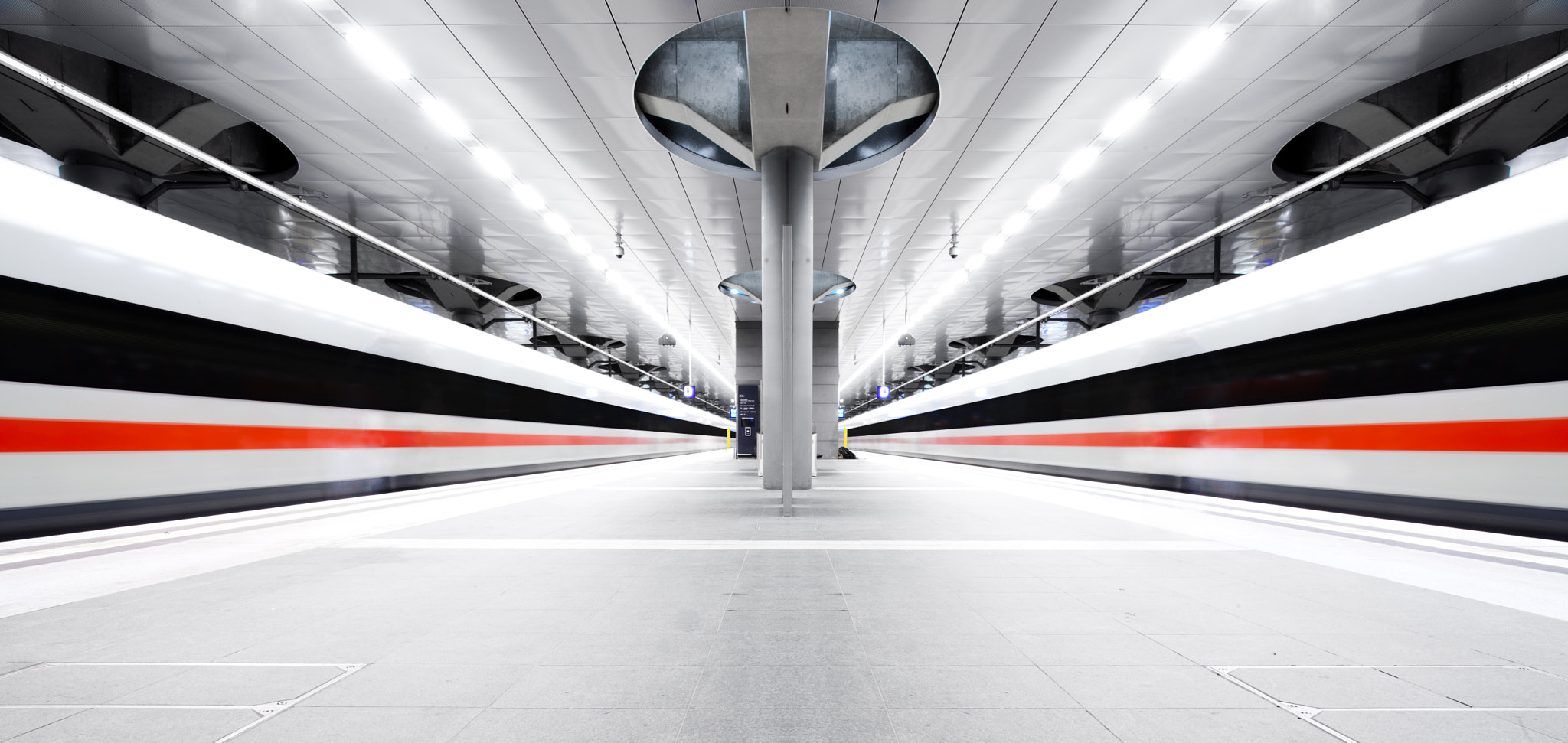 Photograph Trains by Christoph Müller on 500px
