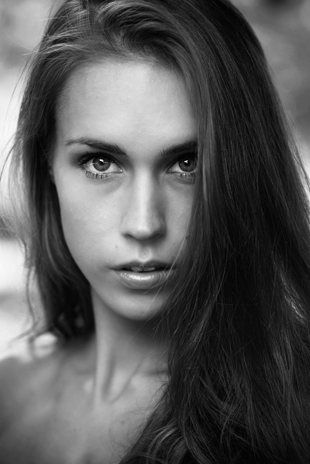 Photograph Heidi by Jussi Lopperi on 500px