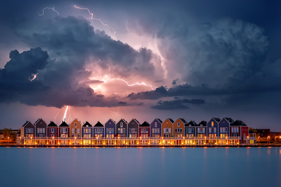 Power UP by Michiel Buijse on 500px.com