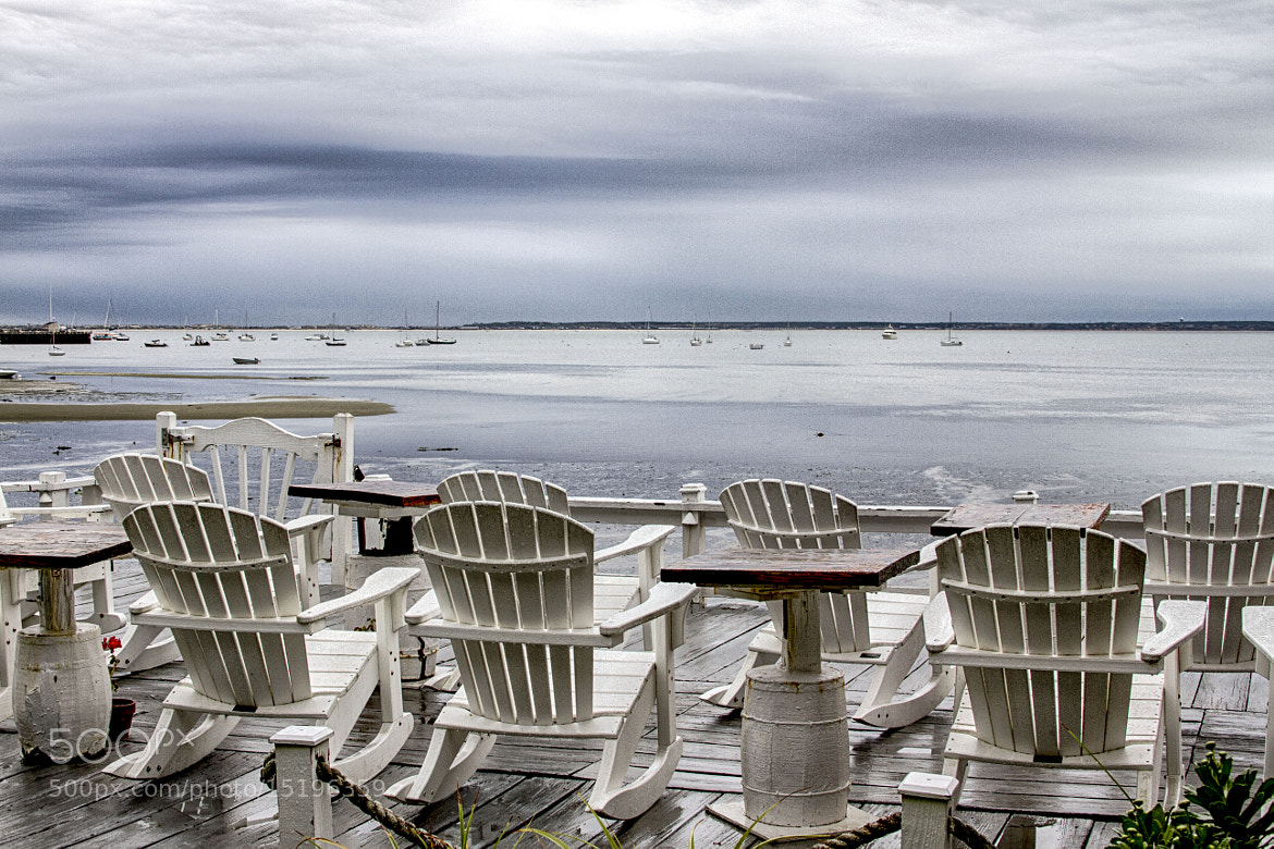 Photograph A chair with a view by Sonny Hamauchi on 500px