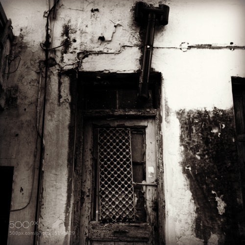 Photograph old door by Jasmin Spiridaki on 500px