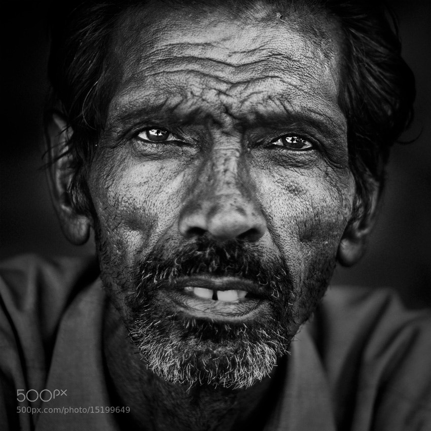 Photograph Portrait from India 21 by Zuhair Ahmad on 500px