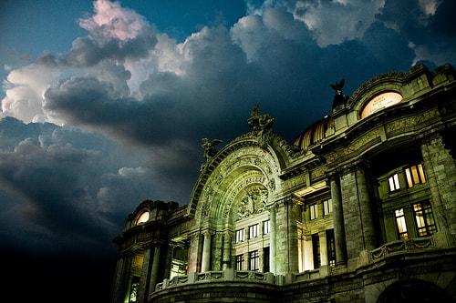 Photograph Palacio de Bellas Artes by Alviseni López on 500px
