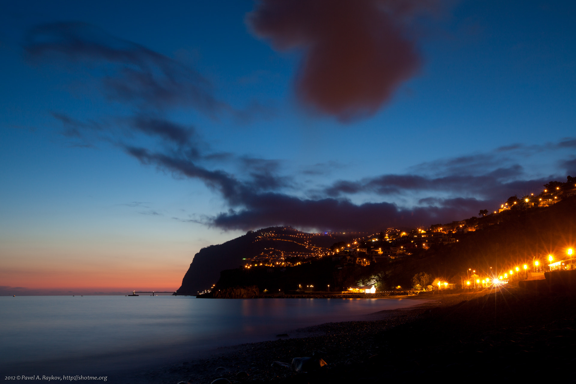 Photograph Sunset at Madeira by Pavel Raykov on 500px