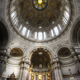 Berliner Dom by Chaluntorn Preeyasombat (ting708)) on 500px.com