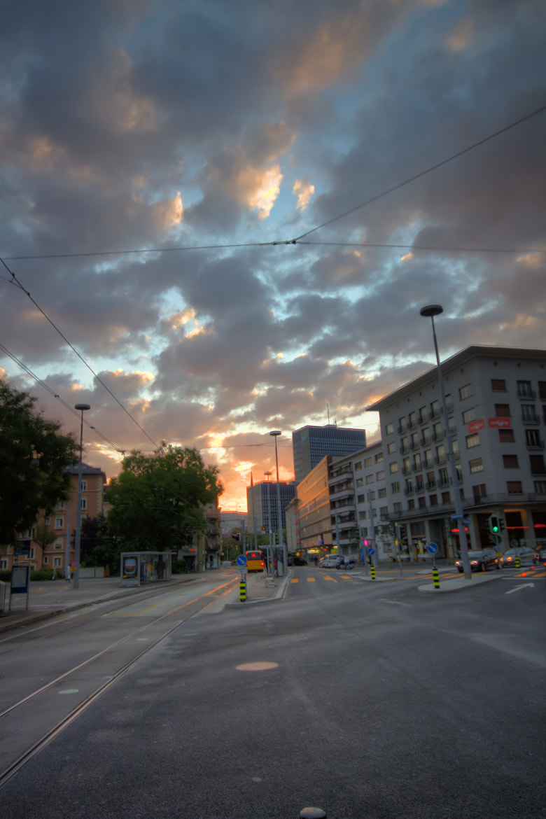 Photograph Zurich wakes up by Toby Glatthard on 500px