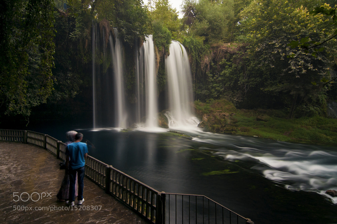 Photograph Düden Waterfalls by Mehmet ALTINAY on 500px