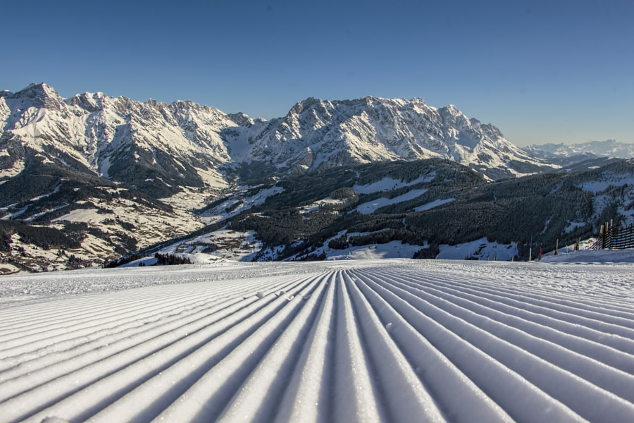 Perfect ski vacation on perfect slopes by Jan Fidler on 500px.com