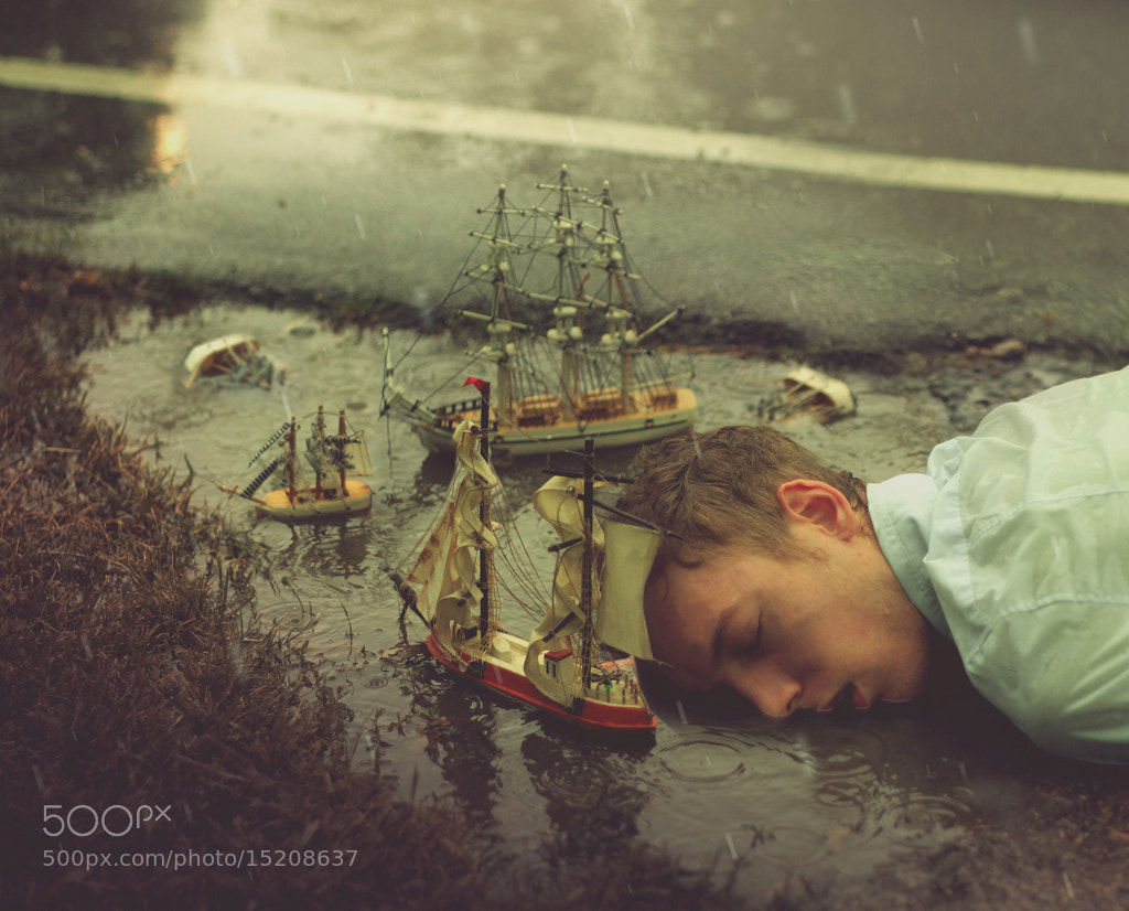 Photograph Sinking Captain by Kyle Thompson on 500px