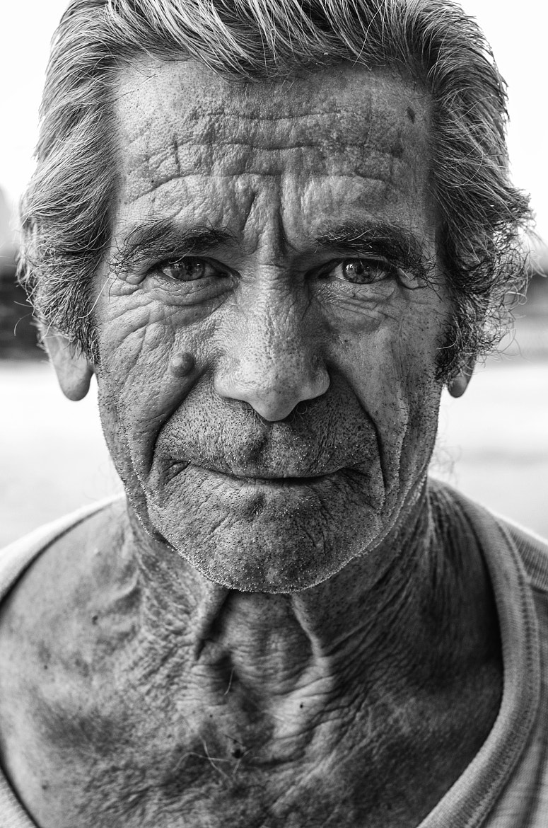 Photograph Old Man Portrait by Alessandro Di Vito on 500px