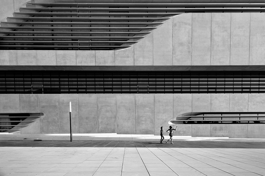 Photograph Urban happiness by Sarah Martinet on 500px