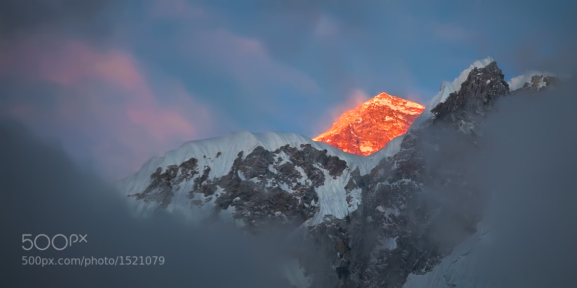 Photograph EVEREST (8848 m) by Anton Jankovoy on 500px
