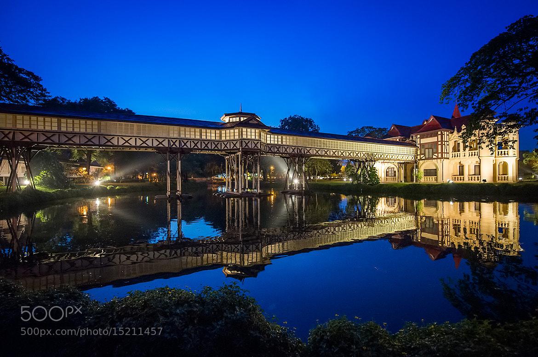 Photograph  Sanam Chandra Palace 3 by Dee Bunpha on 500px