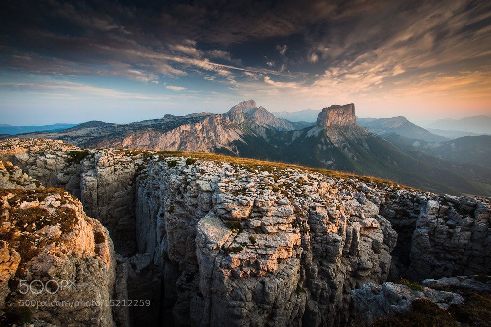 Photograph Vercors by Michel Delli on 500px