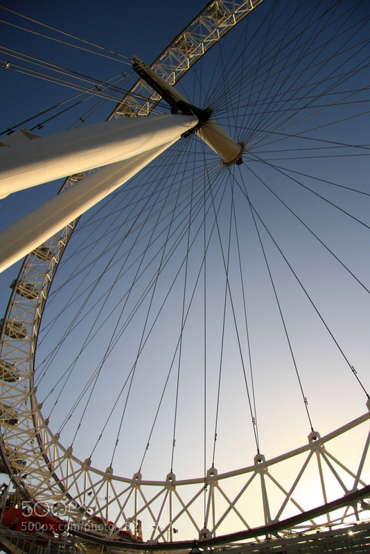 Photograph London Eye by Nolene Jensen on 500px