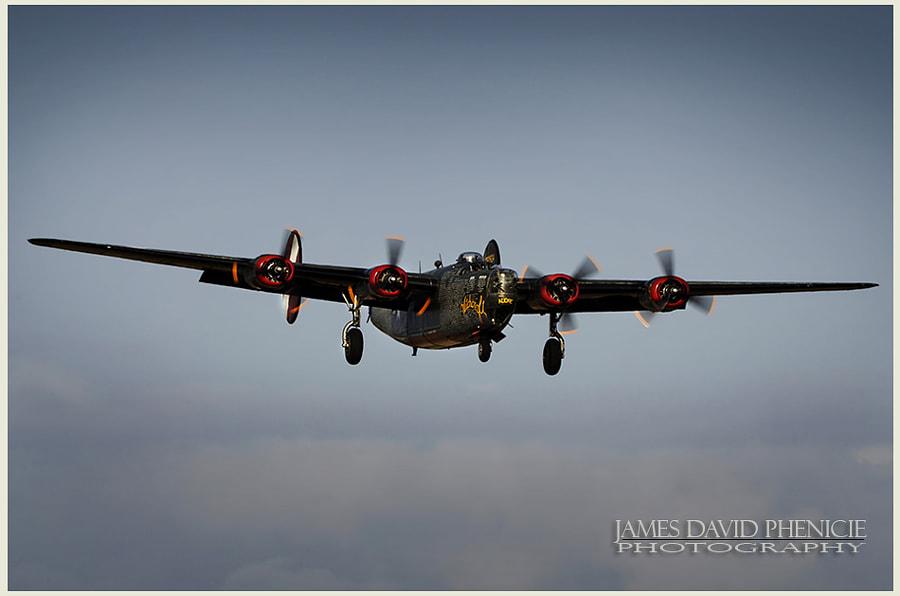 Warbirds:  B-24 Liberator