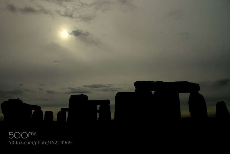 Photograph Stonehenge by Nolene Jensen on 500px