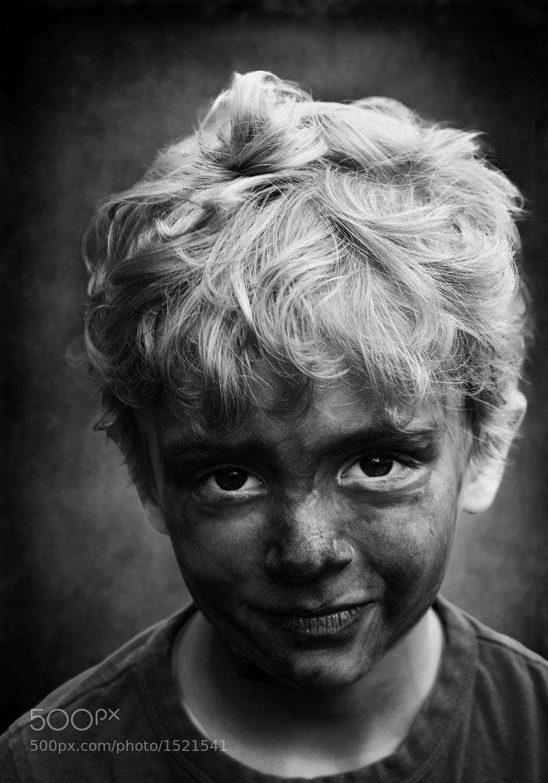 Photograph My Little Man by lardinio on 500px