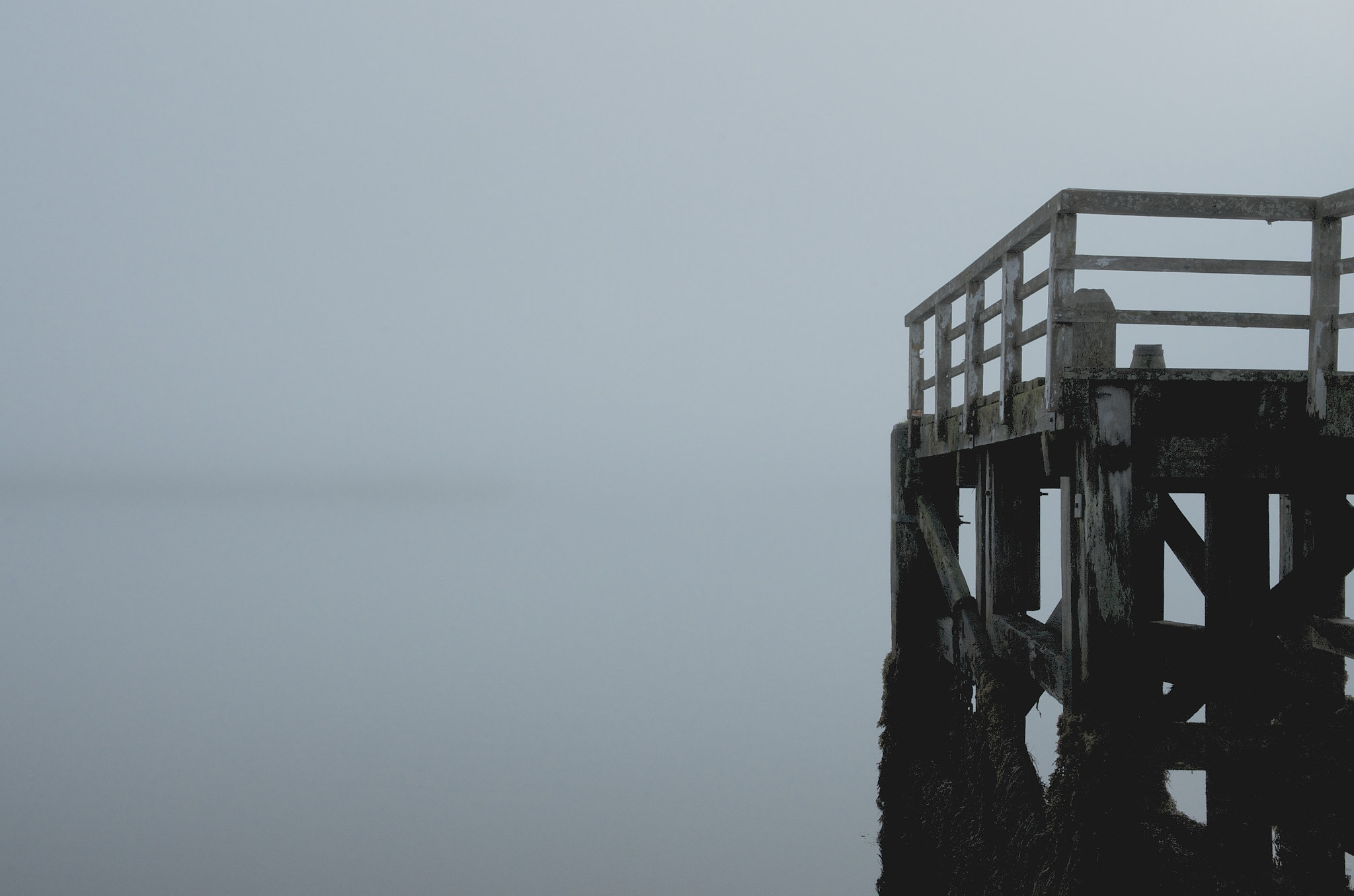 Photograph Misty Morning at Inveraray Pier by Craig MacLeod on 500px