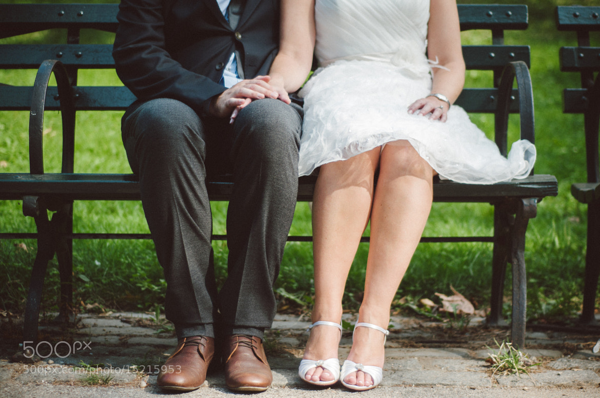 Photograph Ash & Tracy get hitched by Lauren Colchamiro on 500px