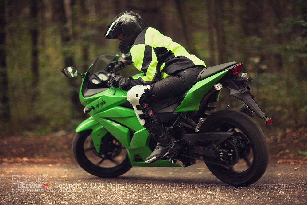 Photograph Kawasaki by Konstantin Lelyak on 500px