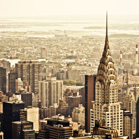 The New York City Skyline by Vivienne Gucwa (nythroughthelens)) on 500px.com