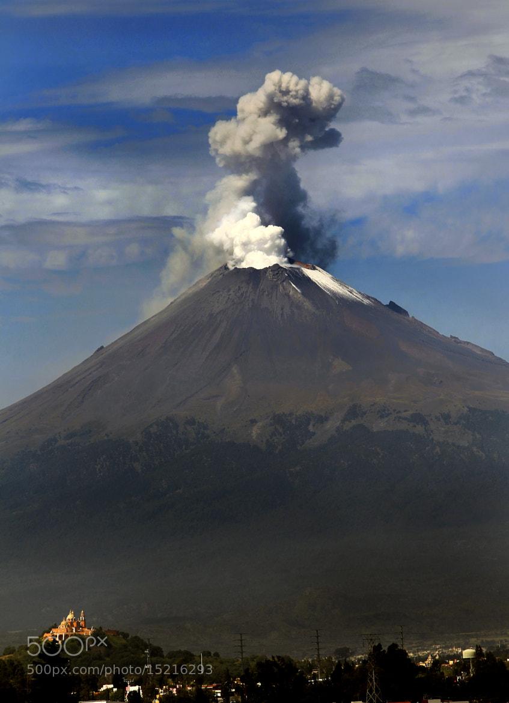 Photograph Big Smoke by Cristobal Garciaferro Rubio on 500px
