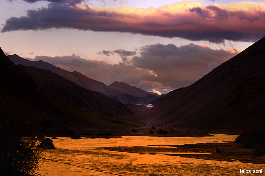 "Photograph ""River of dreams"" by Tejas Soni on 500px"