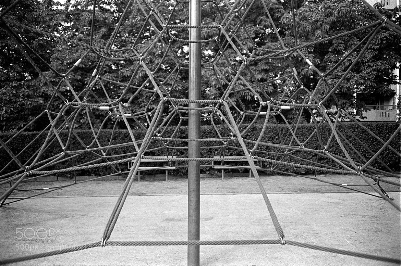 Photograph Maze of steel by Henrik Jagemyr on 500px