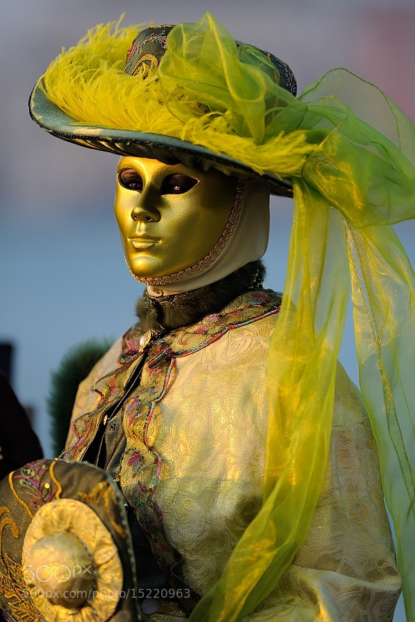 Photograph Venetian mask by Bostjan P. on 500px