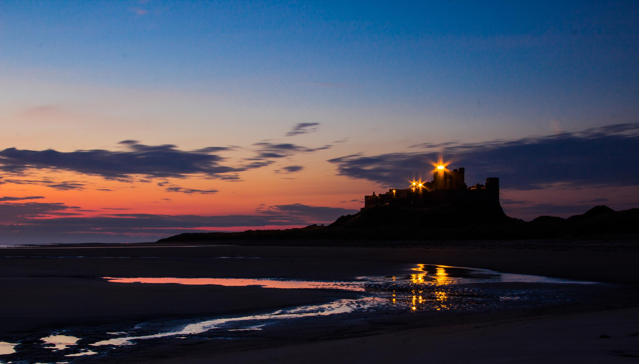 Photograph Bamburgh Castle by Gail Sparks on 500px