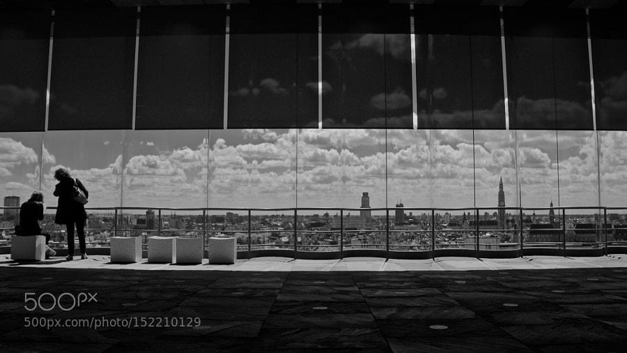 Streaming skyline of Antwerp