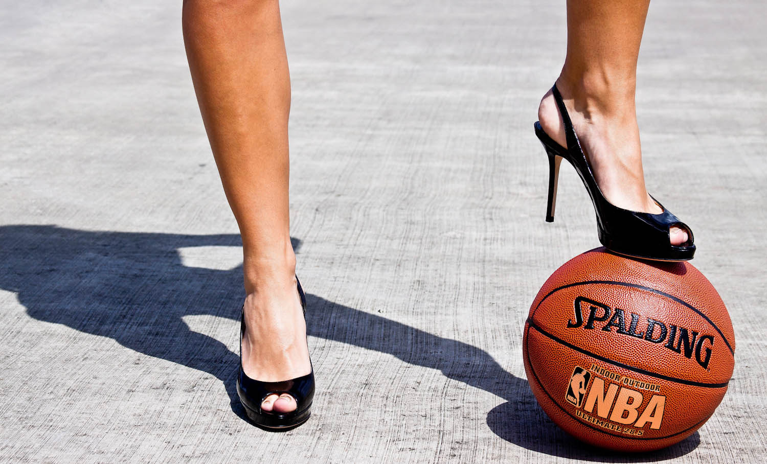 Photograph Jimmy Choo Meets Spalding by Muffy Sadler on 500px