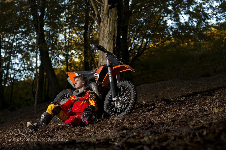 Photograph Rider Portrait by Matthias Eberl on 500px