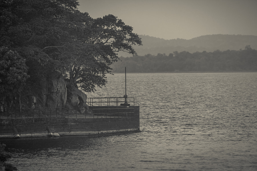 The Kantalai Tank, Sri Lanka (b/w) by Son of the Morning Light on 500px.com