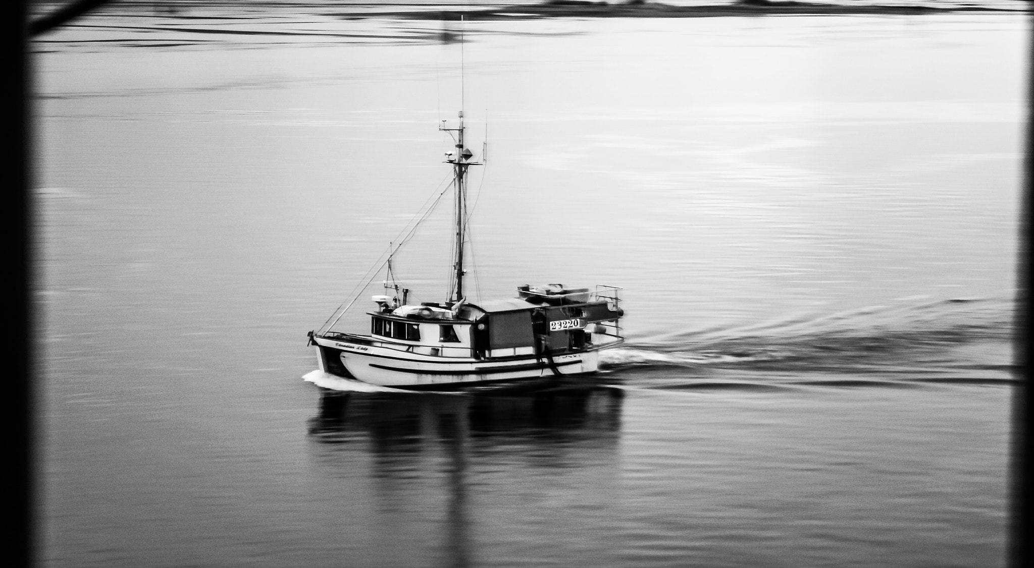 Photograph Fishing Boat by Darcey Millar on 500px