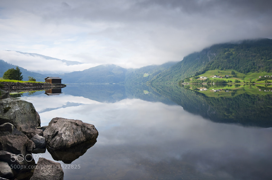 Photograph Norway Lake by Andriy Ivanyuck on 500px