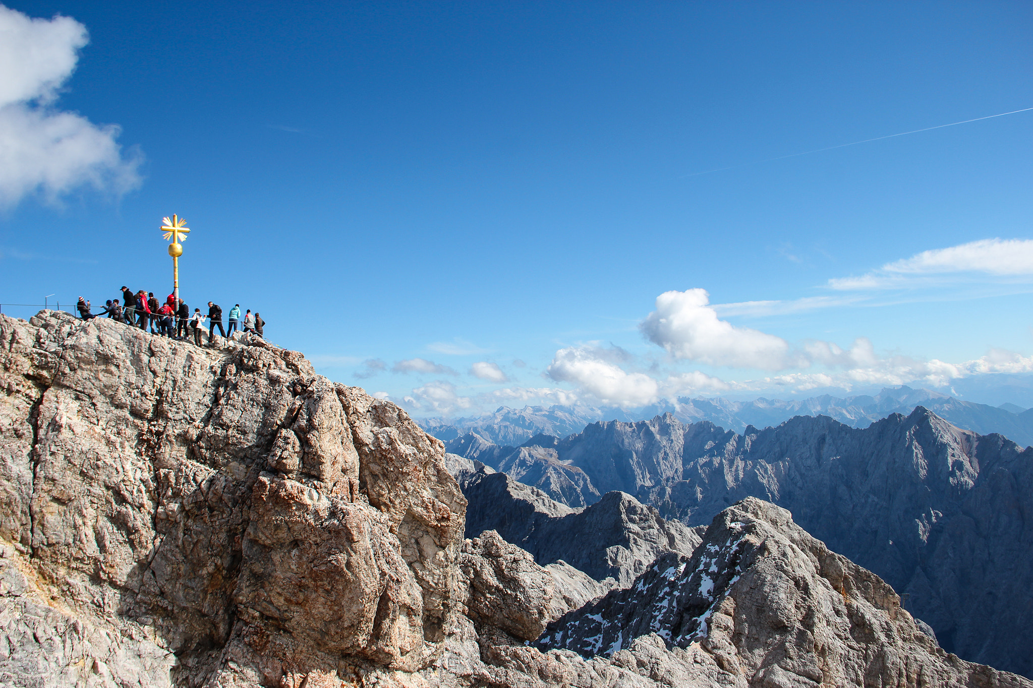 Photograph Zugspitze- TOP OF GERMANY by  Ying Fang on 500px