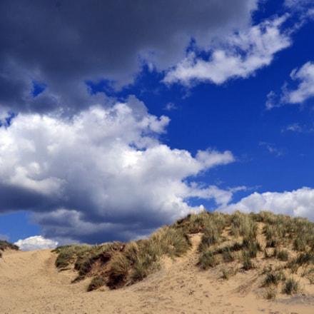 Cumber Sand dunes...