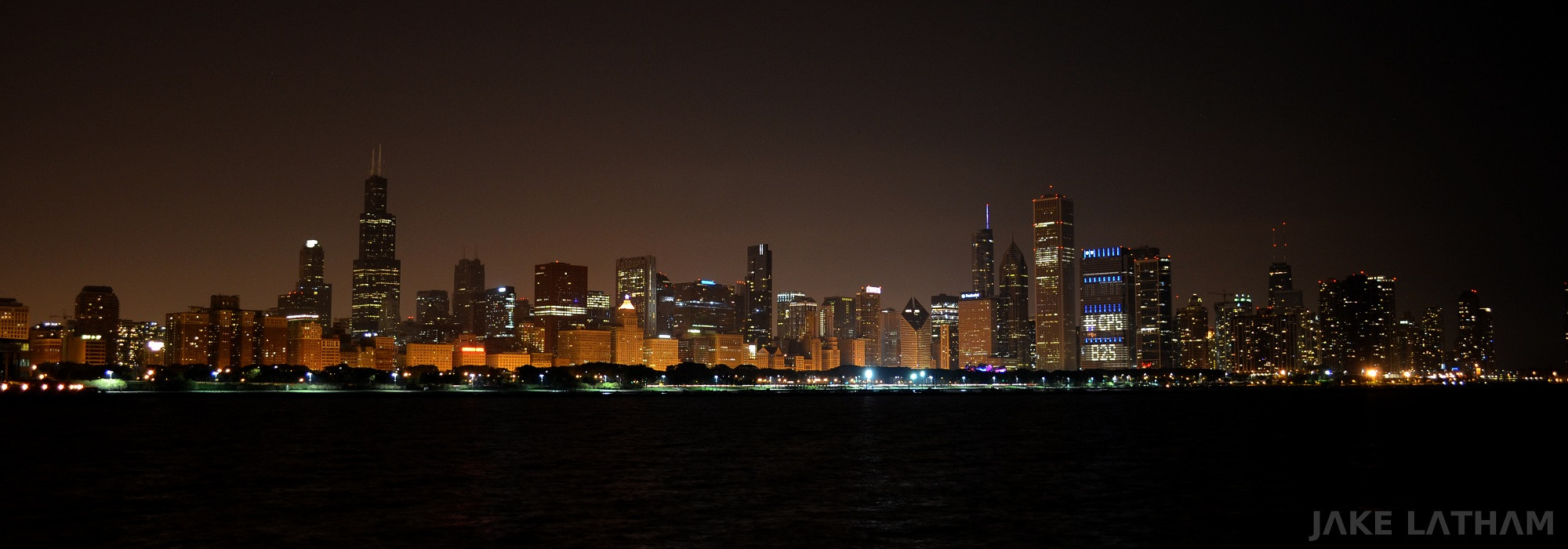 Photograph Chicago Skyline by Jake Latham on 500px