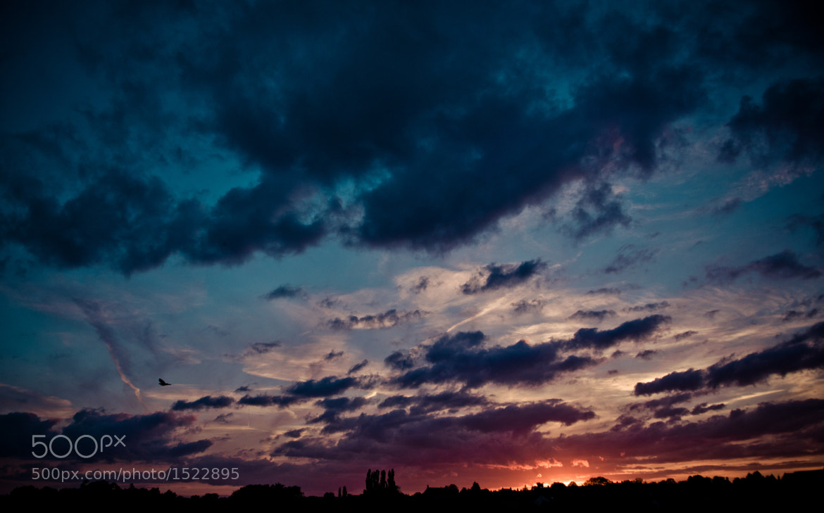 Photograph Malmesbury Sunset by Tom Price on 500px
