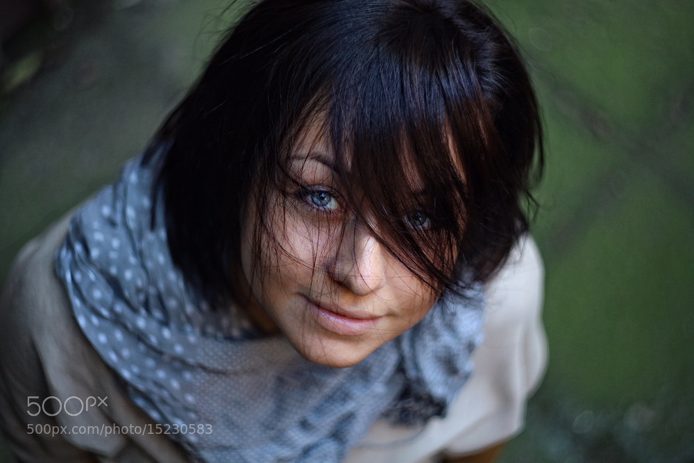 Photograph Olga's portrait by Asya Orlova on 500px