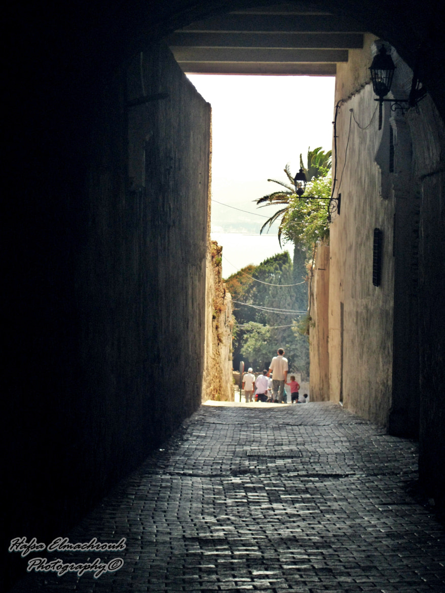 Photograph Old Street .. Tangier by Hafsa El machrouh on 500px